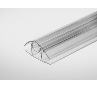 Профиль Центр Профиль 16,0 мм x6000 м прозрачный